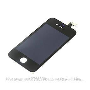 Дисплей Apple iPhone 4S | Оригинал | Черный, фото 2