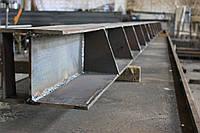 Производство сварных двутавров, металлоконструкций