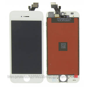 Дисплей Apple iPhone 5 | Оригинал | Белый, фото 2