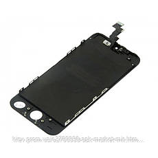 Дисплей Apple iPhone SE | Оригинал | Черный, фото 3