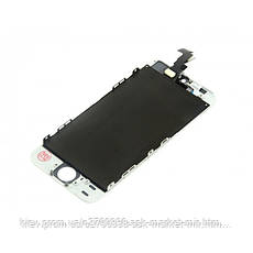Дисплей Apple iPhone SE   Оригинал   Белый, фото 3
