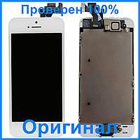 Дисплей Apple iPhone SE   Оригинал   Белый