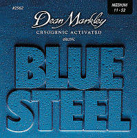 Струны для электрогитары Dean Markley 2562 Blue Steel Electric Medium 11-52