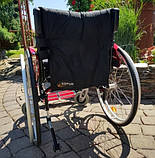 Складная Активная Инвалидная Коляска Sunrise Medical Sopur Neon 50cm/50cm, фото 2