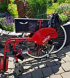 Складная Активная Инвалидная Коляска Sunrise Medical Sopur Neon 50cm/50cm, фото 5