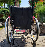 Складная Активная Инвалидная Коляска Sunrise Medical Sopur Neon 50cm/50cm, фото 6