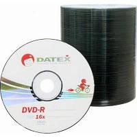 Диск Datex DVD-R 4,7GB 16x Bulk 100шт
