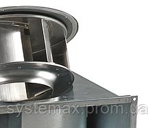 ВЕНТС ВКП 4Е 500х300 (VENTS VKP 4E 500x300) - вентилятор канальный прямоугольный, фото 2