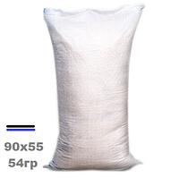 Мешки полипропиленовые новые для упаковки сахара 90х55см 54г на 50кг 540den СУПЕР ПЛОТНЫЕ