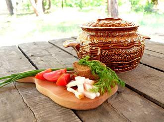 «Повар» – супница из керамики объемом 3,5 л