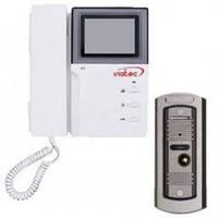 Черно- белый видеодомофон V-4HP+V305cmos, фото 1
