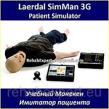 Учебный Манекен Имитатор пациента Laerdal SimMan 3G Advanced Patient Simulator