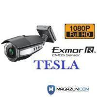 Цилиндрическая  IP видеокамера  для уличной эксплуатации Tesla TSP-6812H