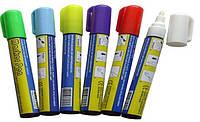 Маркеры для LED доски 10мм (комплект 6шт.) Код.54673