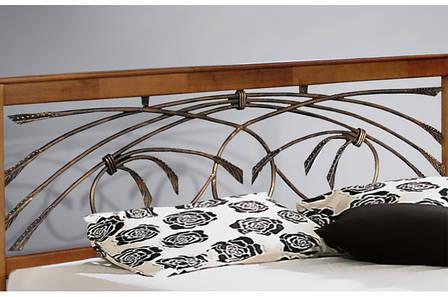 Ліжко Карина (асортимент кольорів) (Вільха), фото 2
