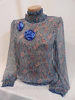 Блузы женские шифоновые (Арт.4150)