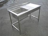Стол производственный разделочный для обработки рыбы СПОР
