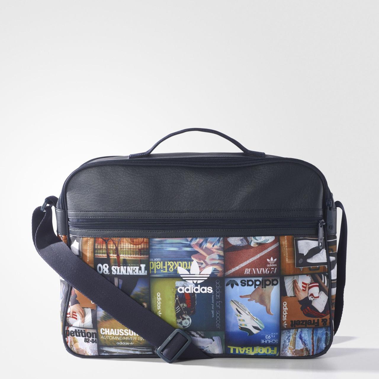 06a409f5b049 Сумка Adidas Originals через плече Back-to-School Airliner AY7780 - Интернет  магазин Tip
