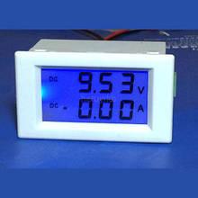 Амперметр - вольтметр с шунтом 600В, 200А