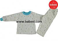 Пижама детская на мальчика, девочку 1, 2, 3 года. 100 % хлопок!!!