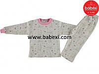 Пижама детская на девочку 1,2  года.100 % хлопок!!!Турция