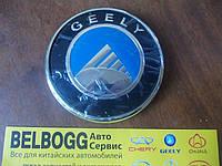 Эмблема решетки радиатора 100 mm Geely CK, Джили СК, Джилі СК
