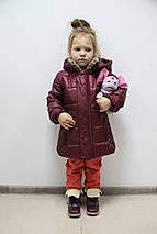 Куртка  для девочки GLO-Story 6308, фото 3