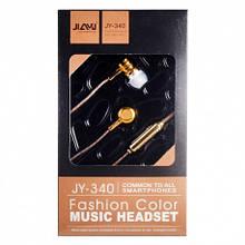 Наушники JIAVU JY 340