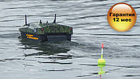 Карповый кораблик CarpCruiser Boat CF7-L с эхолотом LUCKY FF718-LI-W, для рыбалки для прикормки, фото 1