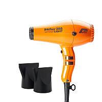 Фен Parlux 385 Ceramic & Ionic Power Light оранжевый 2150W, фото 1