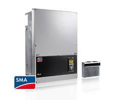 Солнечный инвертор SMA сетевой Sunny Tripower 60-10 (60 кВт, 1 МРРТ, 3 фазы)