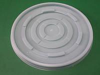Крышка пластиковая полупрозрачная для супников 22115, 22116, 22117,  50 шт/уп