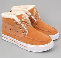 Мужские зимние кроссовки Nike Sweet Classic на меху 7bd93d03ee4