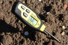 Как определить изменение кислотности почвы