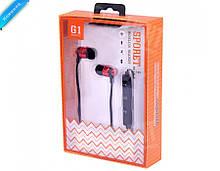 Bluetooth-навушники MG G1 Sport