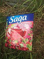 Чай Saga-брусничный в пакетиках /20 шт/