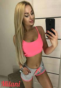 Костюм женский фитнес 112пт