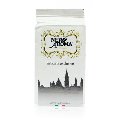 Кофе Nero Aroma Exclusive 250 грамм молотый (Италия) xcoffee