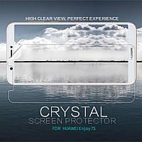 Защитная пленка Nillkin Crystal для Huawei P smart / Enjoy 7S
