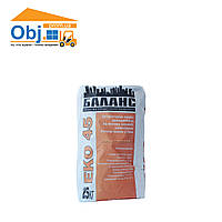 Штукатурная смесь декоративная на белом цементе Еко 45 короед (25кг)