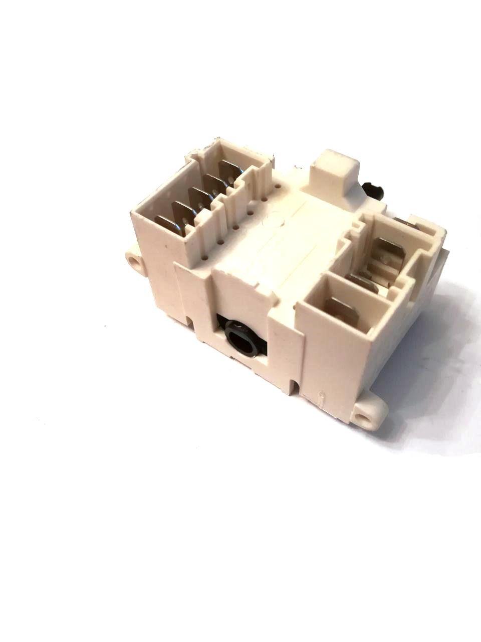 Переключатель 7-ми позиционный 41.41723.034 для электроплит, электродуховок EGO / Германия