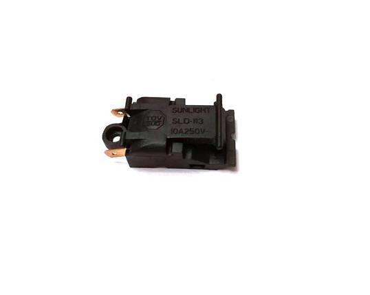 Кнопка для чайника SLD-113 / 10A / 250V / T125, фото 2