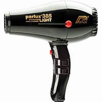 Фен Parlux 385 Ceramic & Ionic Power Light черный