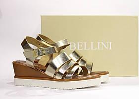 Шикарные кожаные босоножки Bellini, Италия-Оригинал