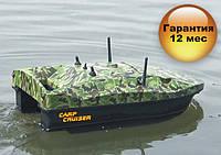 Карповый кораблик CarpCruiser Boat CF9-CWL с эхолотом Lucky FF918-CWL для рыбалки, завоза прикормки , фото 1