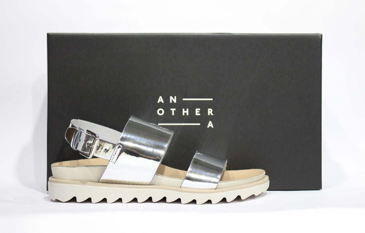 Шикарные кожаные сандалии AnOther, Италия-Оригинал