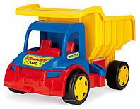 Большой игрушечный Самосвал (грузовик) Гигант Wader 65000