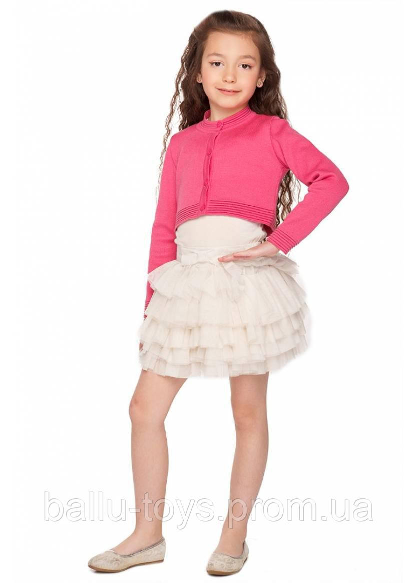 Болеро для девочки Малика (3-8 лет)