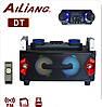 Портативный бумбокс караоке Ailiang UF-1505ED-DT сабвуфер USB\ Bluetooth\ FM-тюнер\ Пульт ДУ ( Реплика ), фото 2