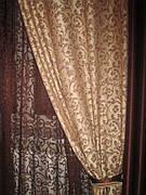 Готовые комплекты штор и тюль